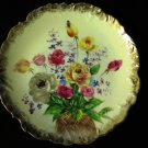 Ucagco Hand Painted Collector Plate Signed R Pai