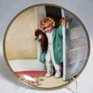 Good Morning Bessie Pease Cutmann Collector Plate