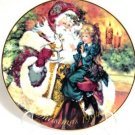The Wonder Of Christmas Avon Plate 1994 22K Gold