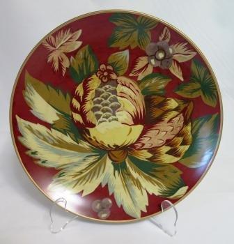 Raymond Waites Designed for Toyo Trading Plate