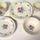 Set of Floral Dishes 15 pc.