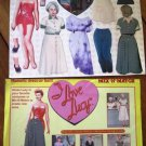 I Love Lucy Magnetic Dress Up Doll