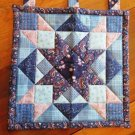 Handcrafted Quilted Wall Hanging