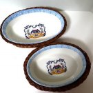 Teamson Casserole Dish and Carrier Set of 2 1995