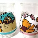 Winnie the Pooh Welch's Jelly Juice Glasses Set of 2