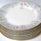 Noritake Ivory Susan Anne China Salad Plates Set of 8
