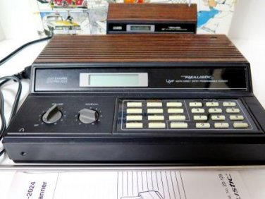 Realistic Pro 2024 Programmable Scanning Receiver