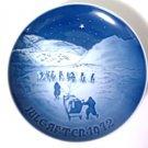 Bing & Grondahl Christmas in Greenland 1972 Plate