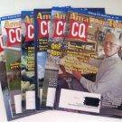 Lot CQ Amateur Radio Magazines 2017