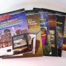 Lot QST Amateur Radio Magazines 2014