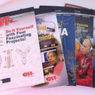 Lot QST Amateur Radio Magazines Jan-Jun 2015
