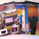 Lot QST Amateur Radio Magazines  Sep-Dec 2015