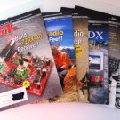 Lot QST Amateur Radio Magazines Jul-Dec 2016