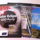 Lot QST Amatuer Radio Magazines Aug Sep Oct 2017