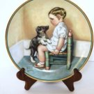 Bessie Pease Gutmann Sympathy Collector Plate