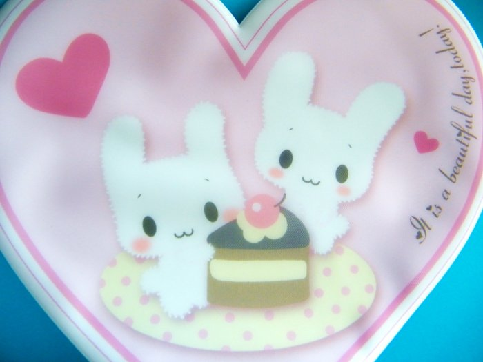 Baby Rabbit Mousepad (B)