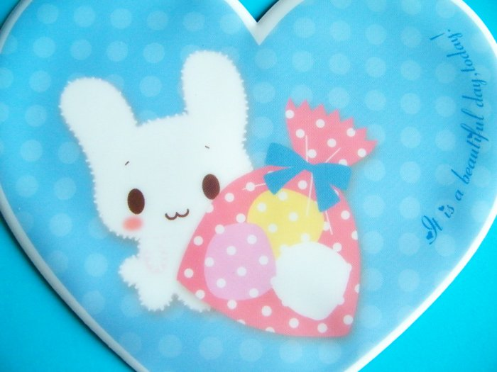 Baby Rabbit Mousepad (C)