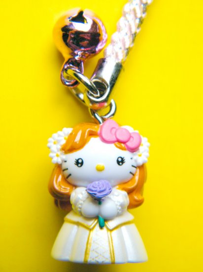 Hello Kitty Victorian Lady Sanrio Phone Charm