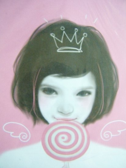 Korean Pinkfoot Jennie's Portrait Pretty Girl Letter Set (C)