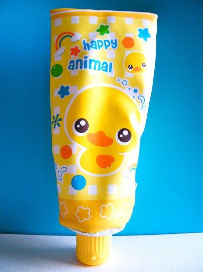 Yellow Duckling 2 In 1 Pencil Case Cum Sharperner