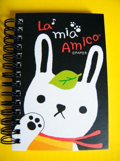 La Mia Amico Bunny Memo Pad,Made In Korea
