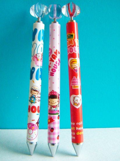 Korean Yam Yam House Mechanical Pencil (Choose 1 Out of 3)