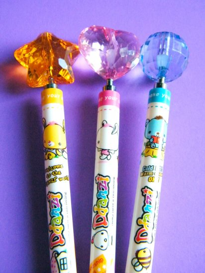 Ddanzi Mechanical Pencil With Topper, Made In Korea (Choose 1)