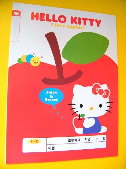 Hello Kitty Children A4 Notebook
