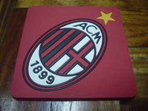 AC MILAN COASTERS | FOOTBALL | SOCCER