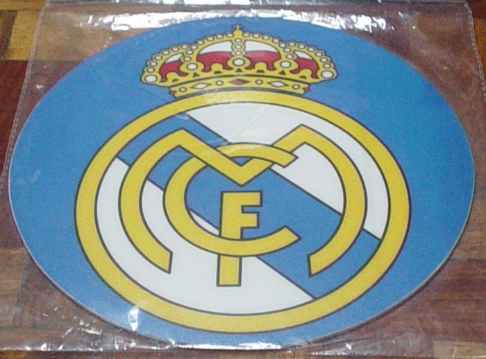 REAL MADRID CF MOUSE PAD | FOOTBALL | SOCCER