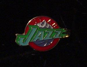 NBA Utah Jazz Crest Pin