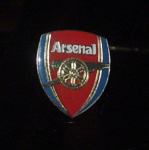 Arsenal Football Club Crest Pin