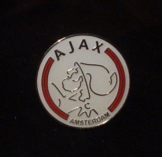 Ajax Football Club Crest Pin