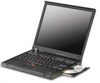 Thinkpad T42 P M Centrino 1.7ghz