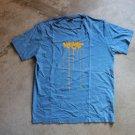 XDYE PULL & BEAR blue boys cotton t-shirt sz S