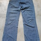 CACAO junior blue jeans dżinsy low rise pants trousers Pantaloni Hosen sz XS
