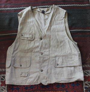 Khaki Military Men's PHE NOM Vest sz M