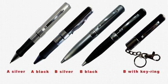 4GB  Spy Pen hidden camcorder Camera Digital Video Recorder