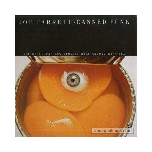 Joe Farrell Canned Funk