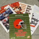 Cleveland Browns Memorabilia Collection