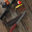 Woody Filet Knife - Free Personalization