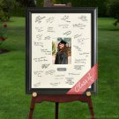 Graduation /Wedding/ Birthday/Baby Frame Celebration Signature Mat - 5 Choices