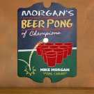 Vintage Beer Pong Sign - Free Personalization