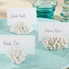 """Seven Seas"" Coral Place Card/Photo Holder  (Set of 24)"