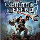 Brutal Legend  (Xbox 360, 2009)