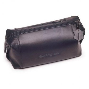Leather Travel Kit - Free Personalization