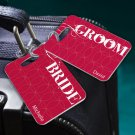Couples Sojoun Luggage Tags (set of 2) - Free Personalization