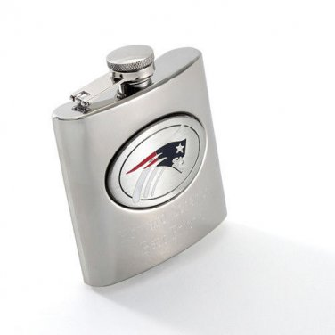 NFL FLASK - 32 Teams Available for Choices - Free Personalization