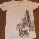 Lynrd Skynrd White Shirt - Size XL