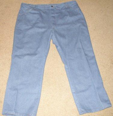 Men's Rugged Wear Jeans Size 46 Inseam 30